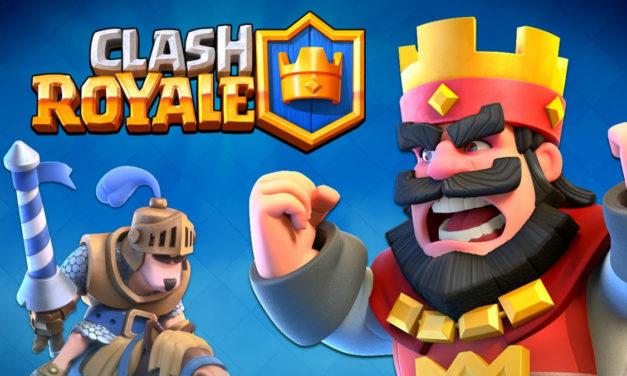 Clash Royale estrena carta, arena y nuevos modos de juego