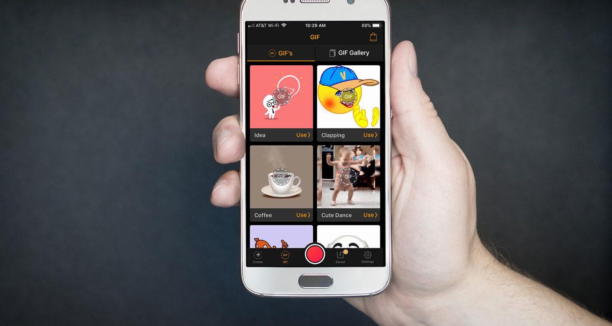 Cómo crear GIF animados desde un móvil Android o desde un iPhone