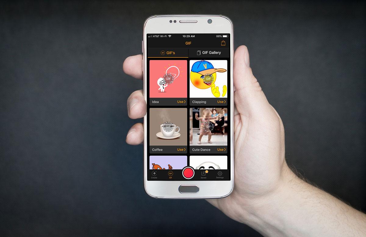 Cómo crear GIF animados en Android y iPhone
