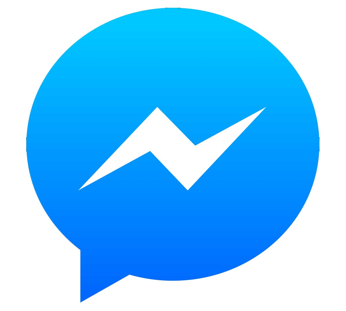 Así es el tema oscuro de Facebook Messenger Messenger