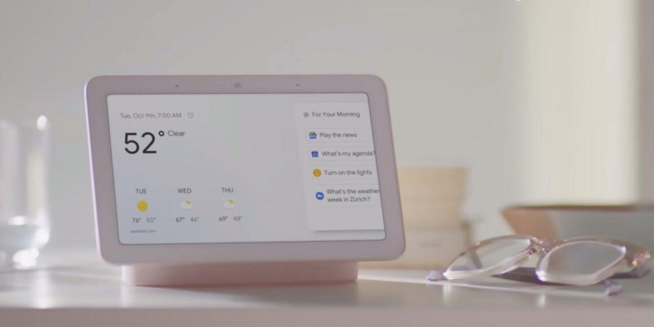 Cómo configurar el color de las luces de tu casa en Google Home
