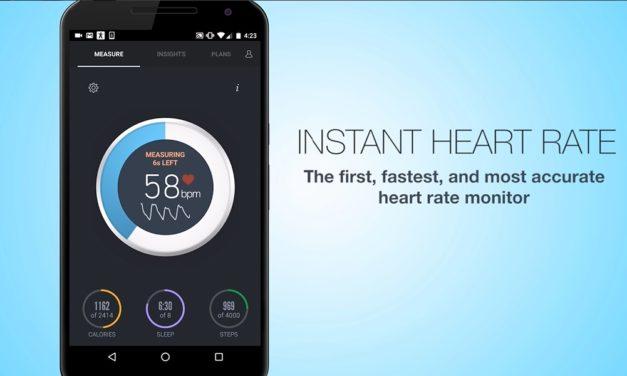 Cómo tomarte el pulso con un móvil Android