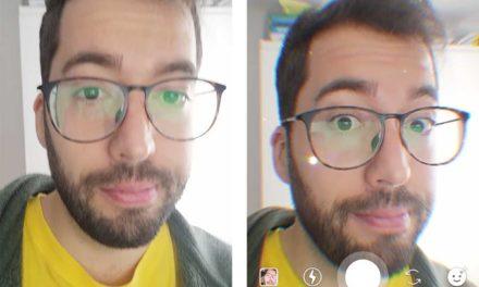 Las máscaras más sorprendentes del momento para usar en Instagram Stories