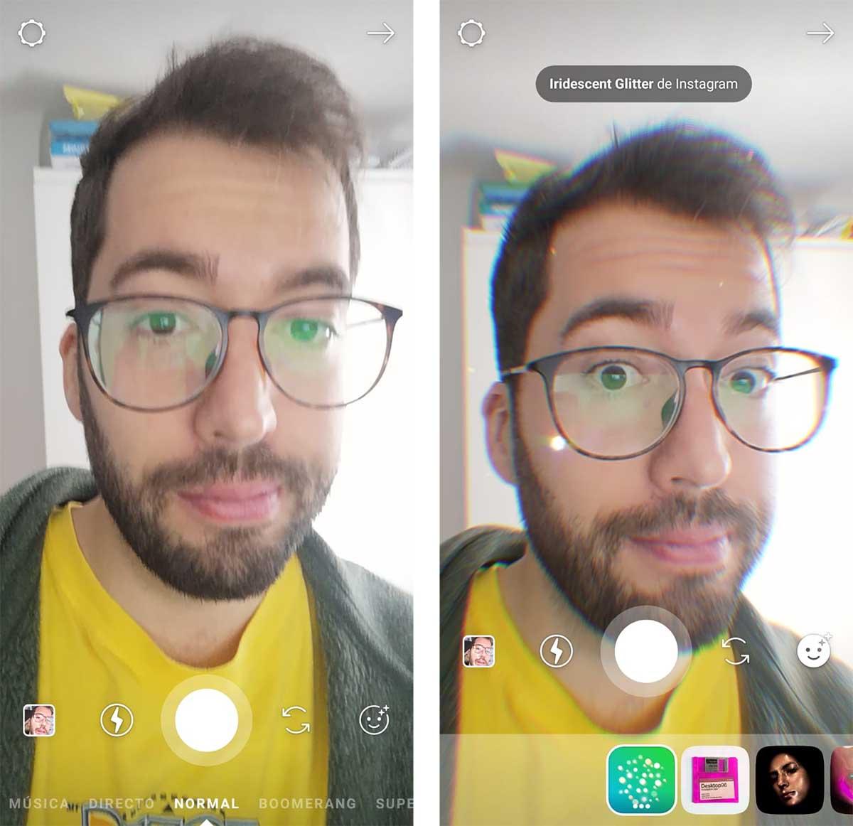 6 nuevas máscaras sorprendentes para usar en Instagram Stories
