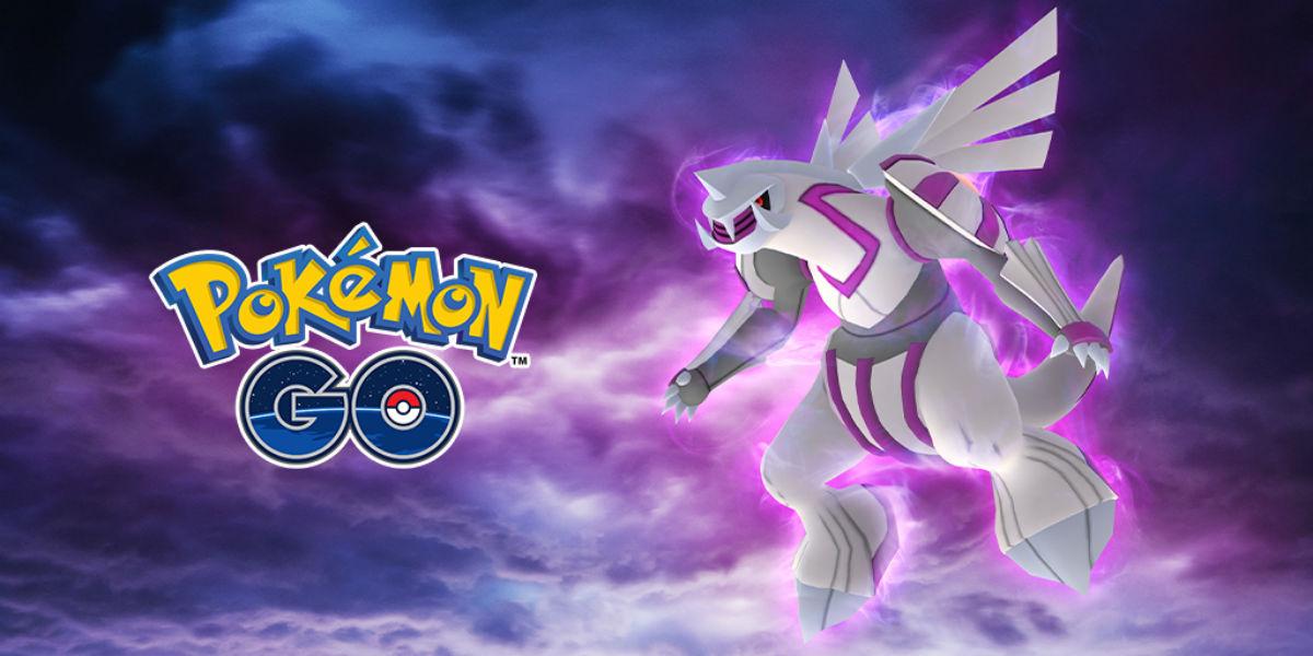 Cómo capturar al Pokémon legendario Palkia en Pokémon GO