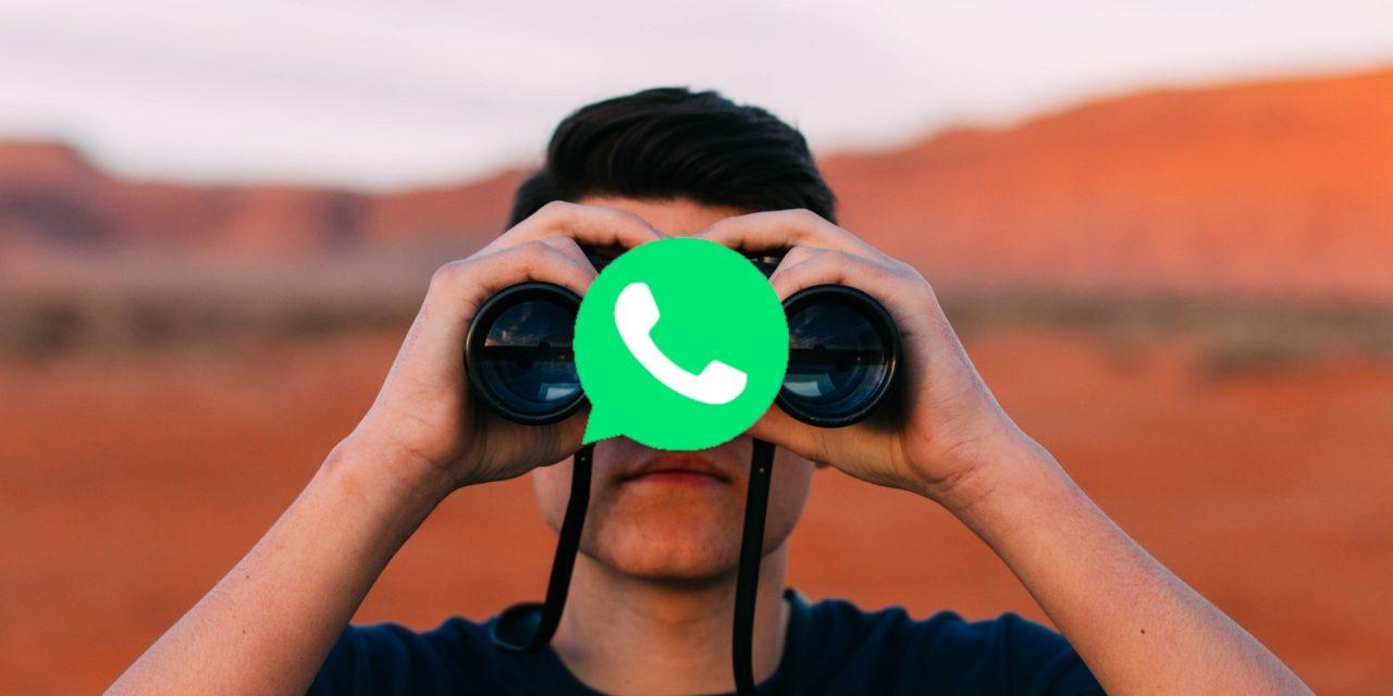 Primeras imágenes de las invitaciones de grupo de WhatsApp