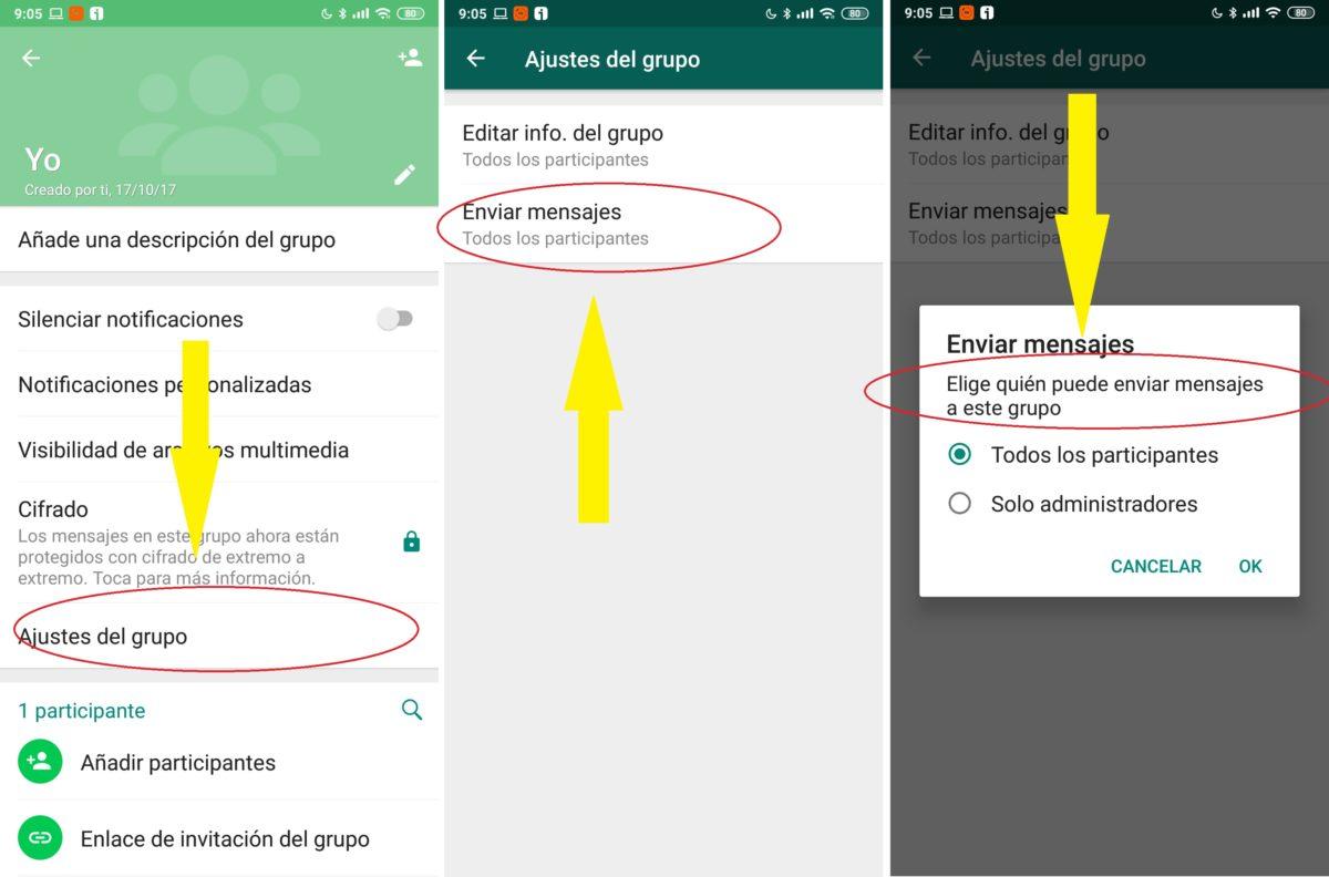 5 cosas que deberías hacer en WhatsApp y 4 prácticas que deberías evitar 2