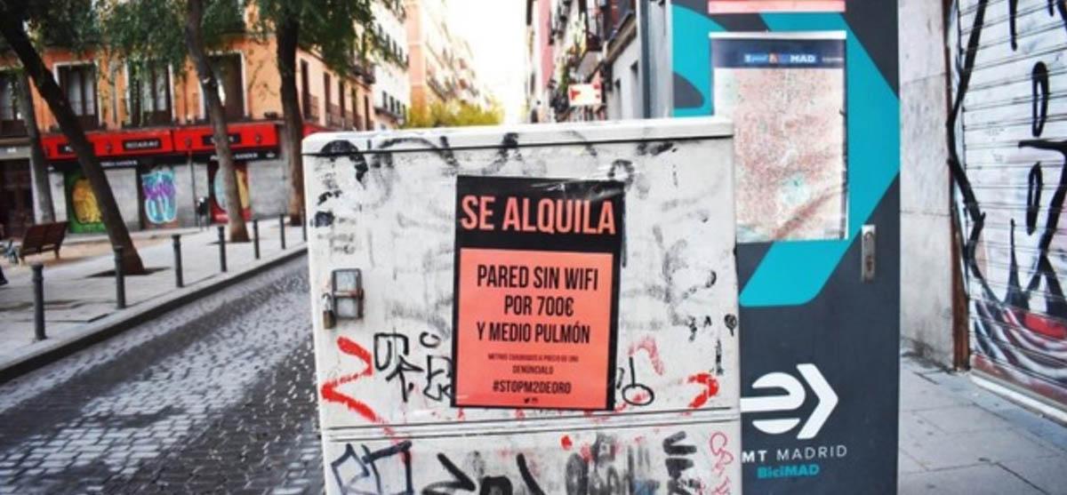 Consejos para alquilar piso a través de Wallapop en Madrid o Barcelona