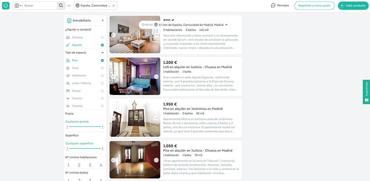 6 consejos clave para alquilar un piso