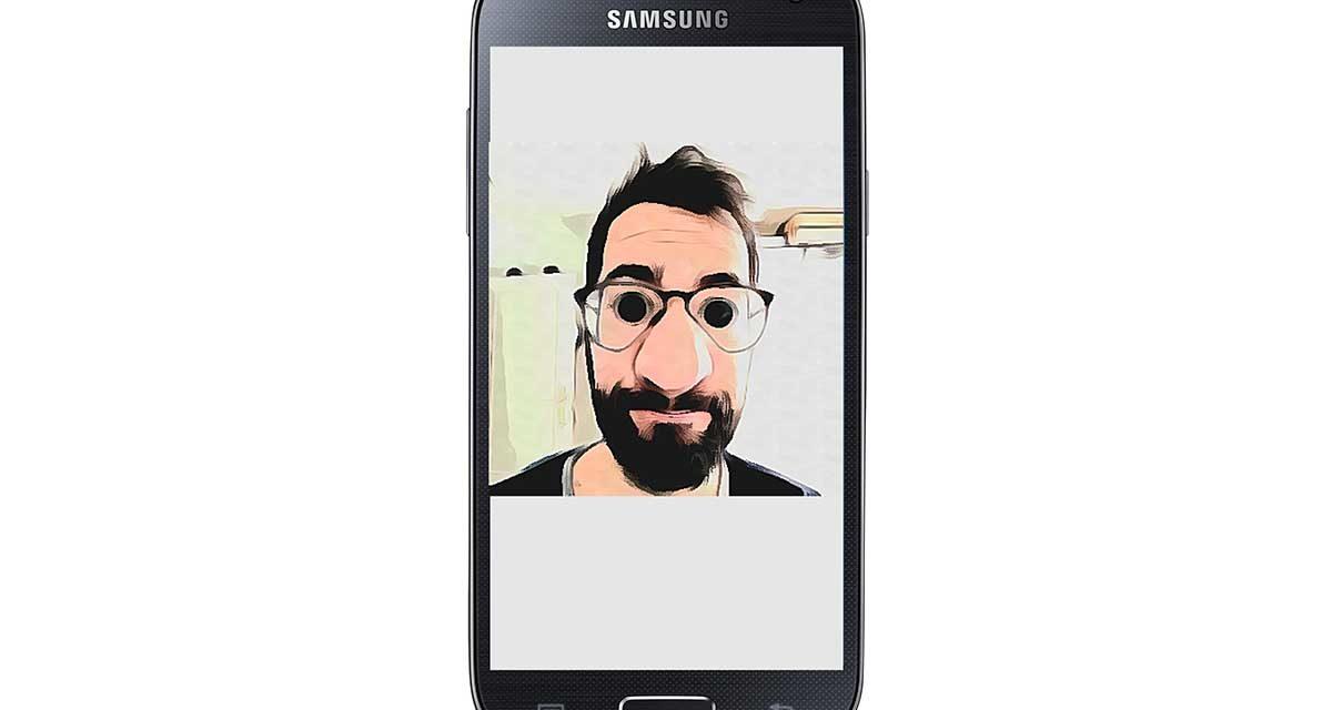 3 aplicaciones de efectos y filtros para hacer caricaturas de tu cara en Android