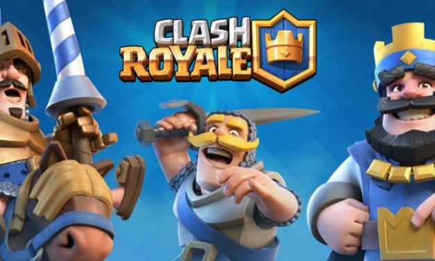 Clash Royale da un paso atrás reajusta sus cartas en febrero