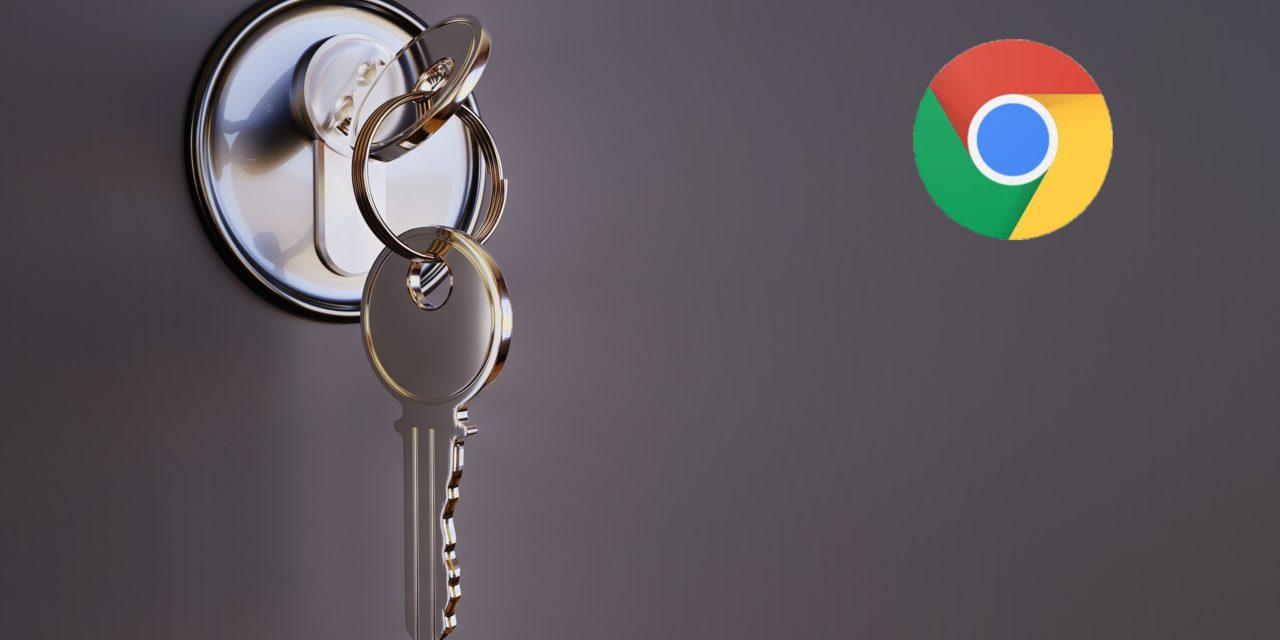 Cómo proteger tus contraseñas en Internet con Google Chrome