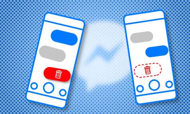 Cómo borrar mensajes enviados de Facebook Messenger en Android e iPhone