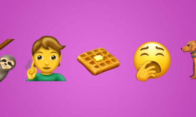 Estos son los 230 nuevos emoticonos Emoji que verás en 2019