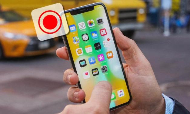 Cómo grabar la pantalla en iPhone e iPad sin usar aplicaciones