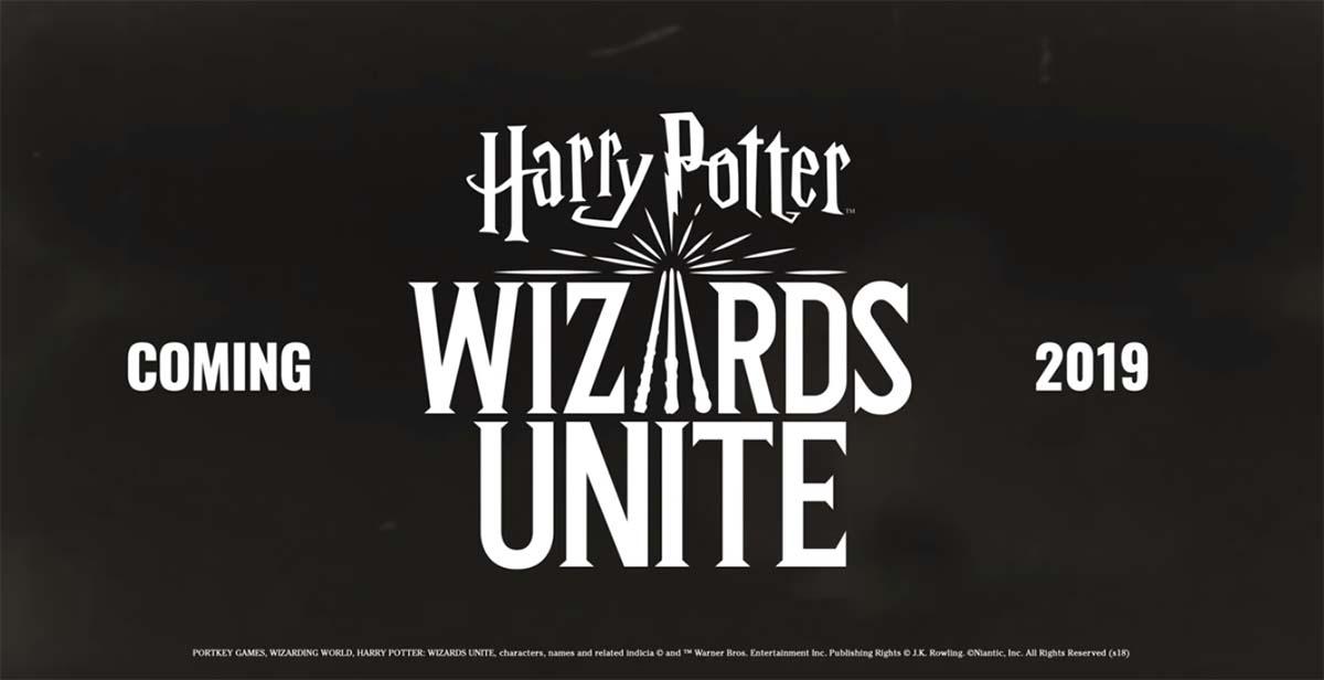 Wizards Unite ya tiene ventana de lanzamiento — Harry Potter
