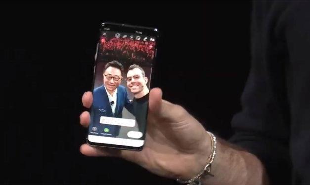 El Samsung Galaxy S10 integra su propio modo de foto de Instagram Stories