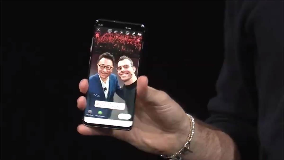 El Samsung Galaxy S10 cuenta con su propio modo Instagram Stories
