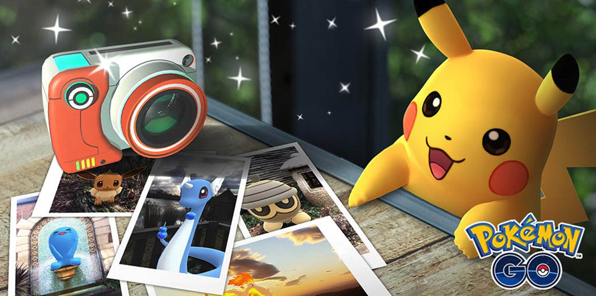 Cómo fotografiar Pokémon en Pokémon GO con instantánea de GO