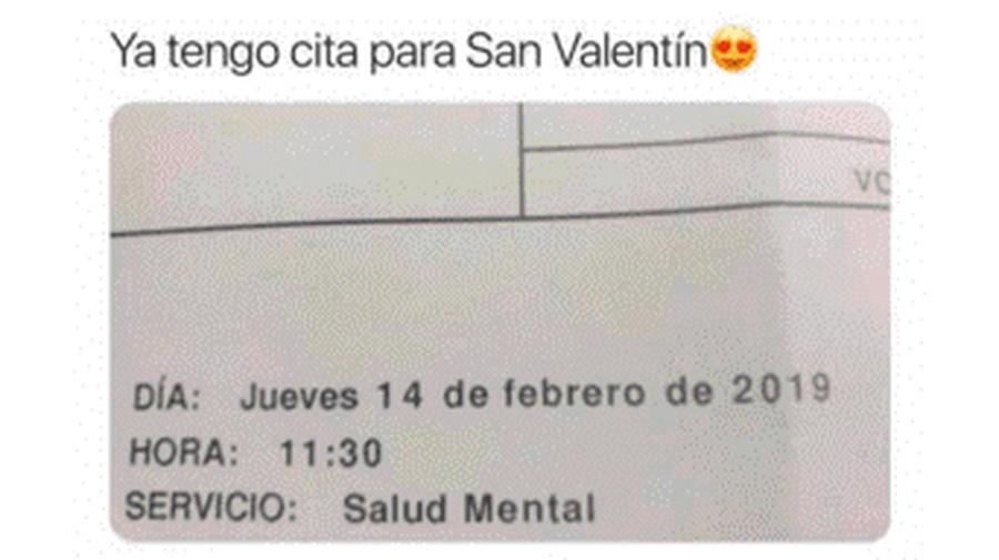 Mejores memes San Valentín cita
