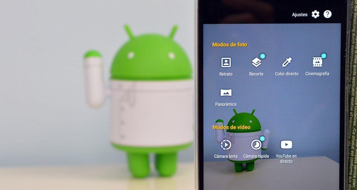 Filtros, pegatinas RA y nuevas funciones que llegan a Moto Cámara de Motorola