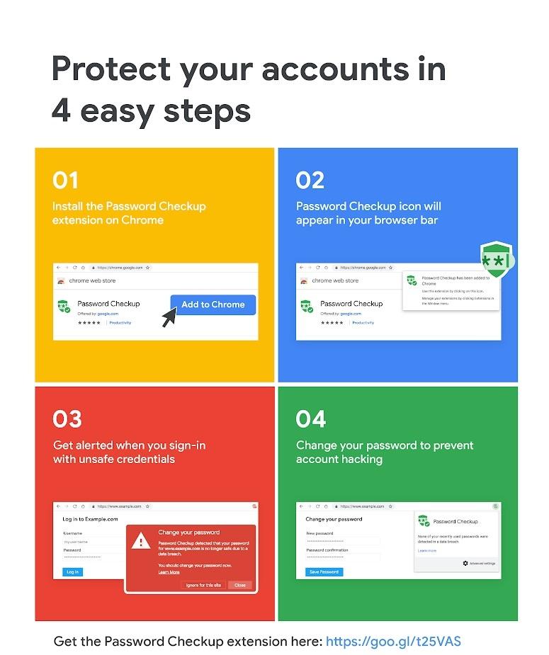 Cómo proteger tus contraseñas en Internet con Google Chrome 1