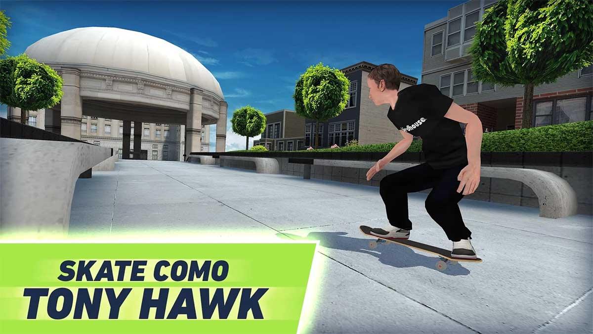 Tony Hawk's Skate Jam, los videojuegos de skate vuelven al móvil