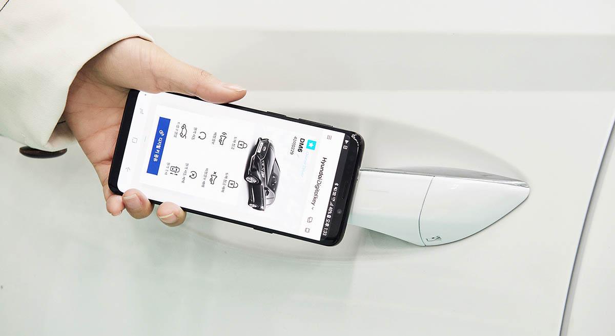 Hyundai y Kia permitirán abrir el coche con una app de móvil