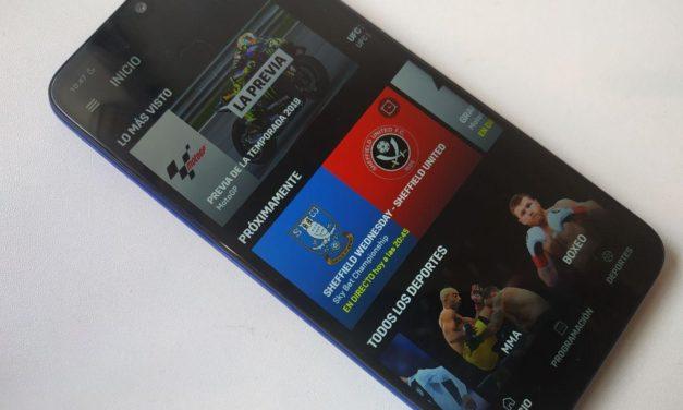 Fútbol MMA, motos y boxeo, todo lo que ofrece el streaming de DAZN