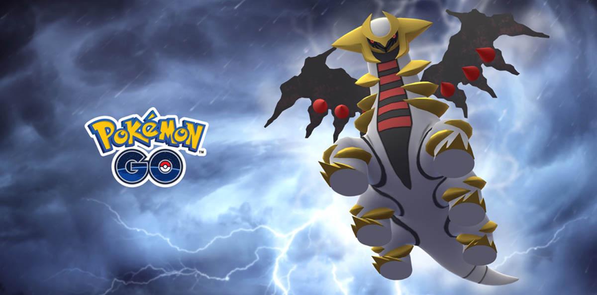 Cómo hacerse con la Forma Modificada de Giratina en Pokémon GO