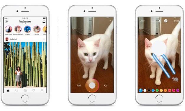 Instagram admite que copió las Stories de Snapchat