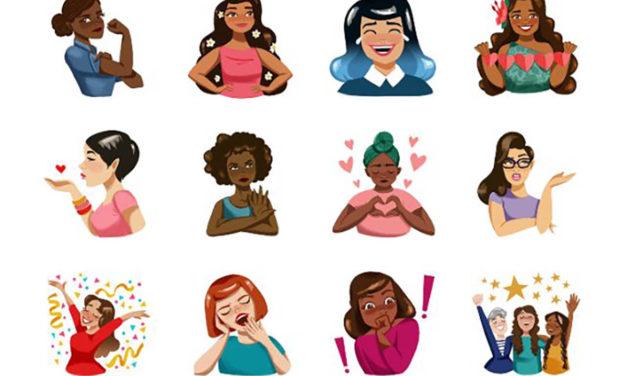 Los mejores stickers de WhatsApp para celebrar el Día Internacional de la Mujer