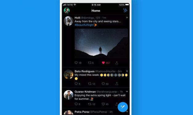 Cómo activar el modo oscuro en Twitter