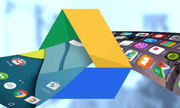 Así es la renovada aplicación de Google Drive para Android e iPhone