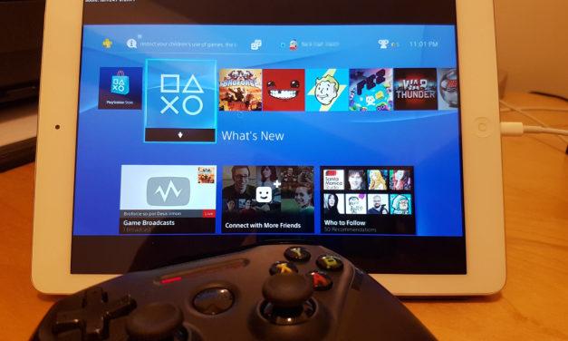 Cómo jugar de forma remota a tu PS4 desde iPhone o iPad