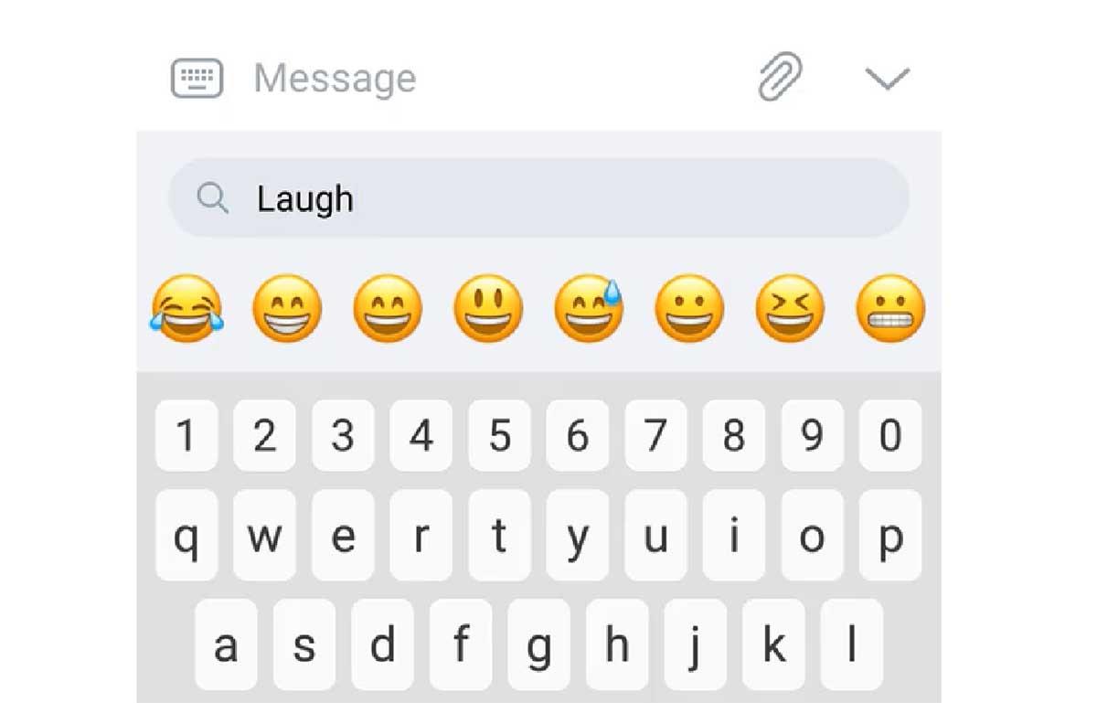 buscador mejorado de emoticonos