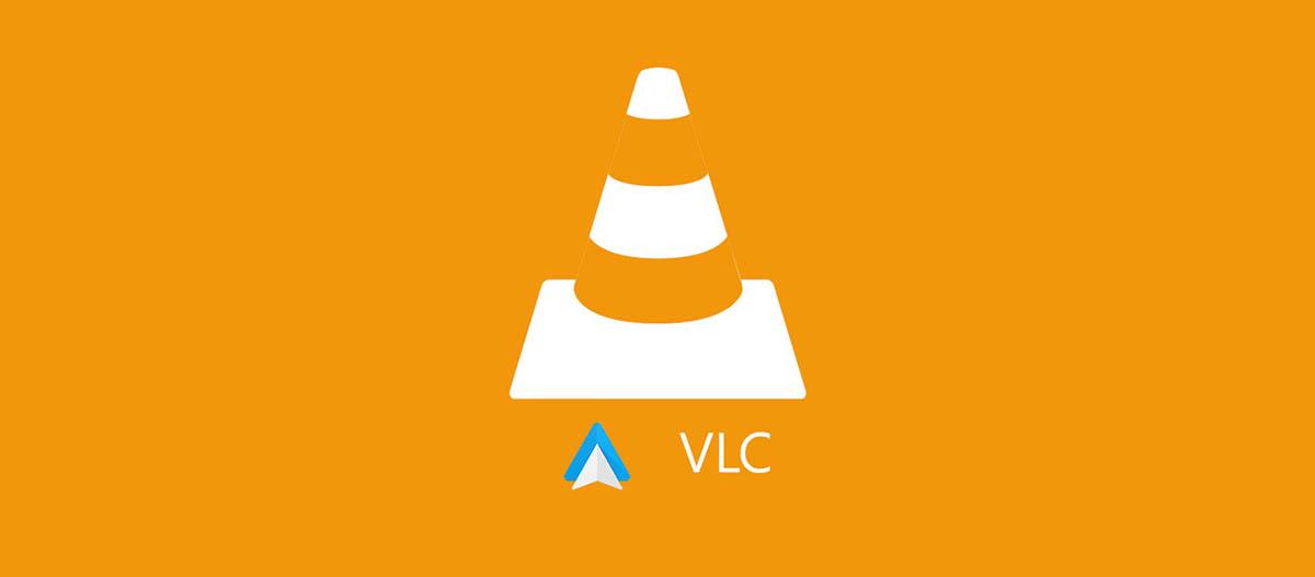 Cómo usar el reproductor VLC en Android Auto