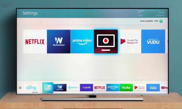 Cómo ver los contenidos de Vodafone TV a través de tú Samsung Smart TV