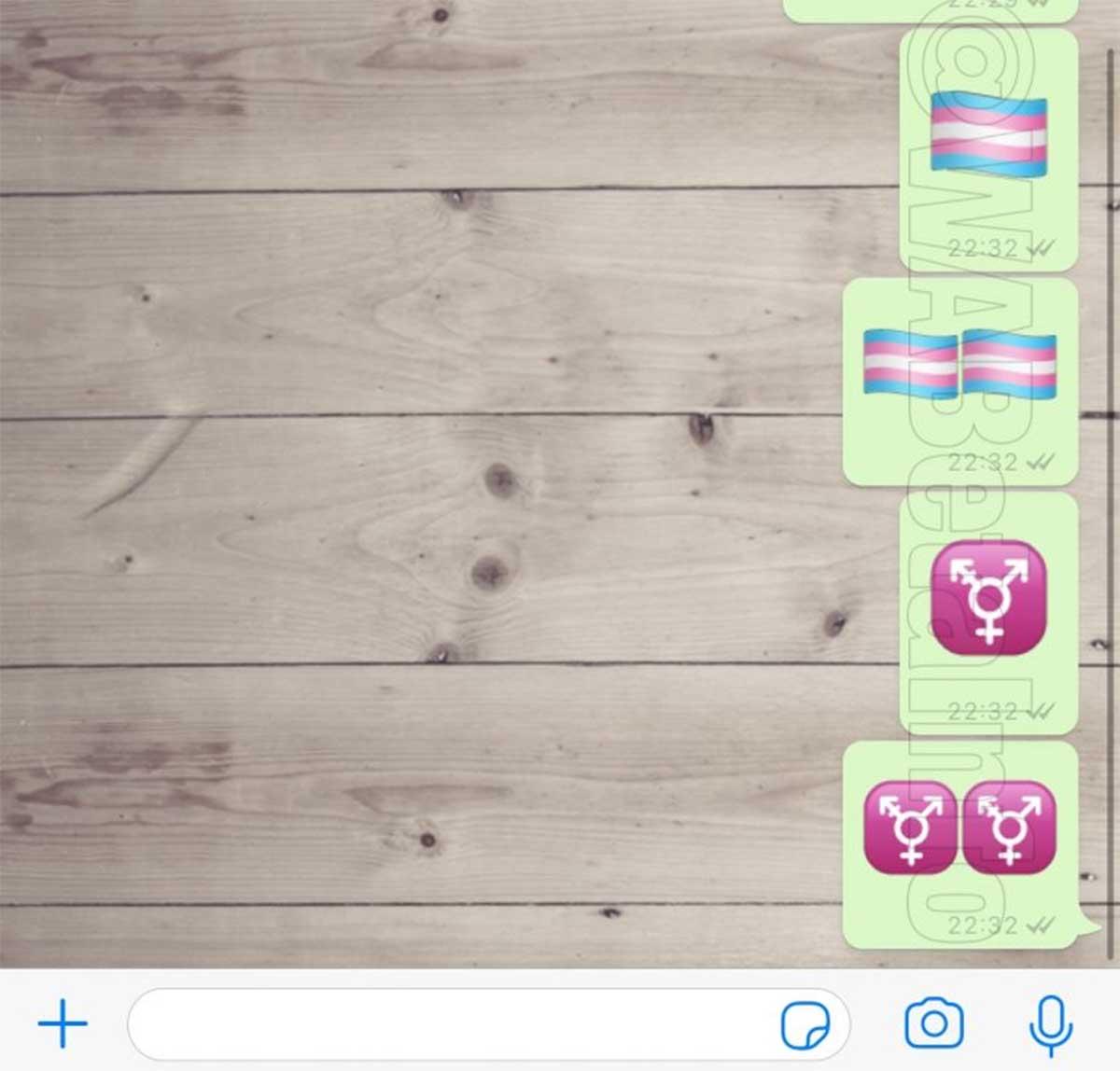 WhatsApp trans