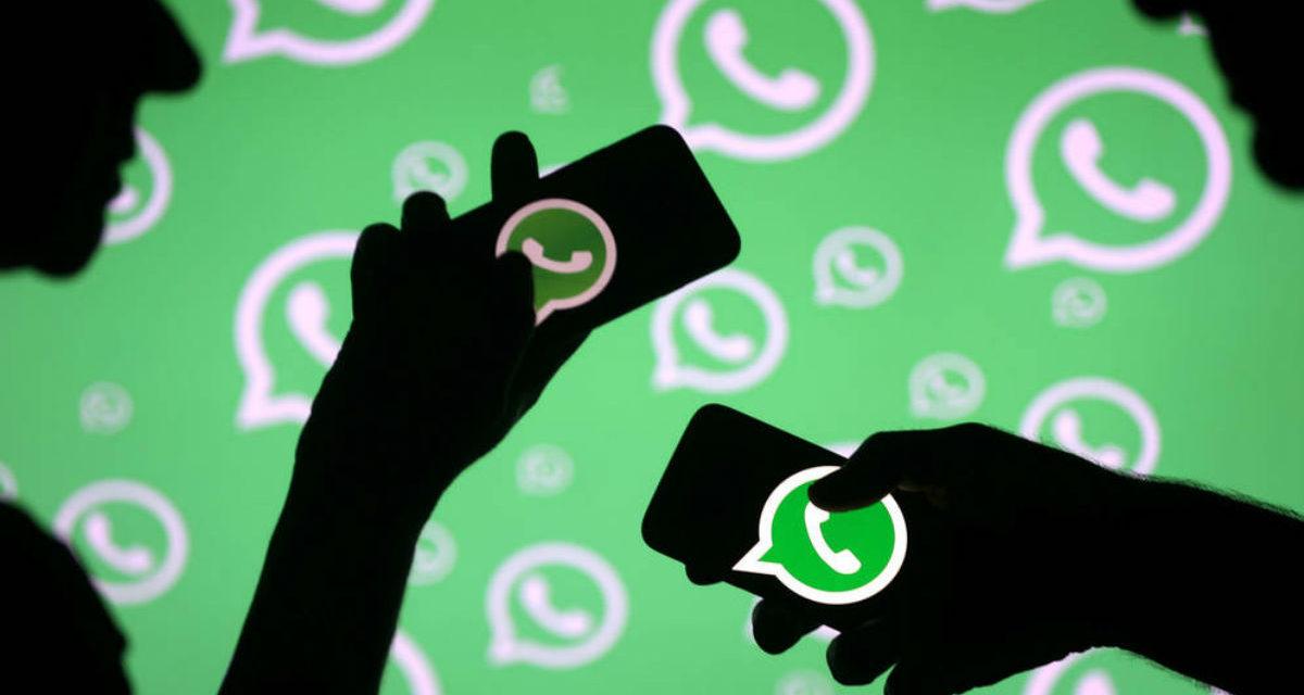 Así luce la seguridad por huella digital en WhatsApp