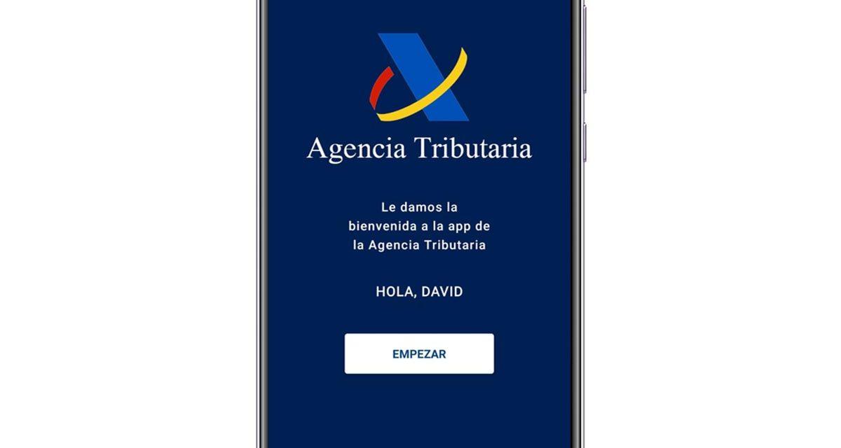 Agencia Tributaria, guía completa para hacer la Renta desde el móvil
