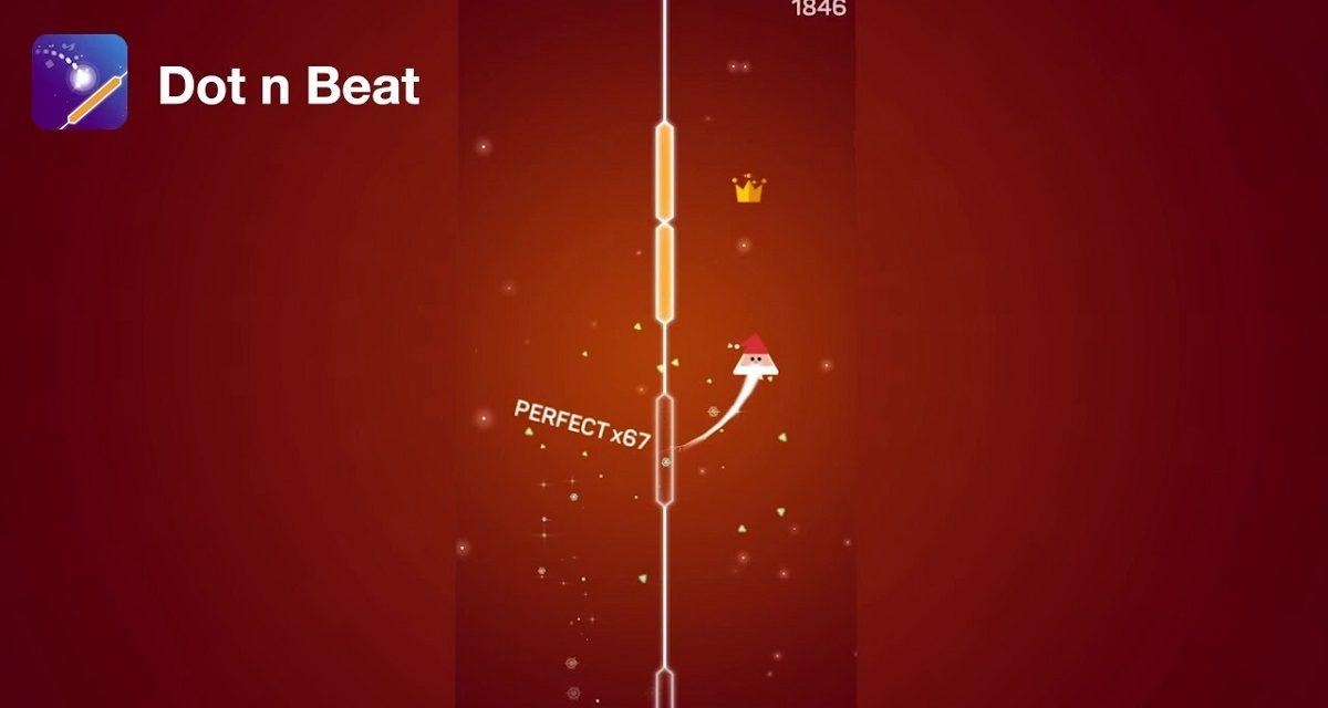 Ritmo a puntas, el juego musical que está triunfando en Google Play Store