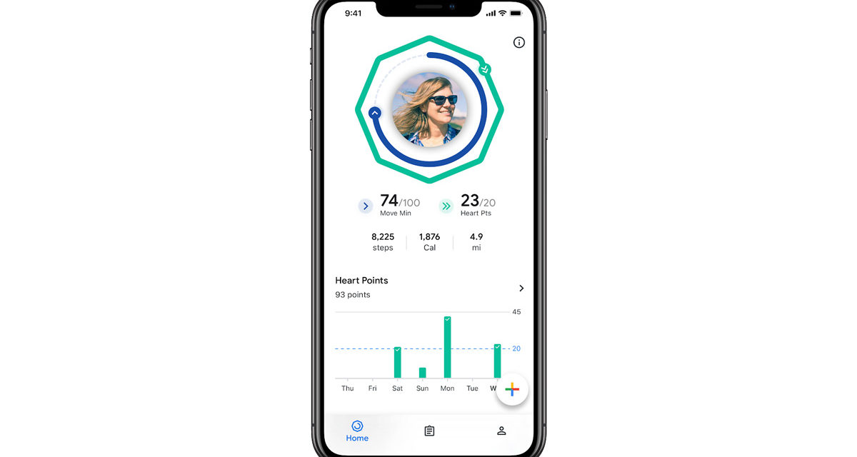 Google Fit ya está disponible también para iPhone y el Apple Watch