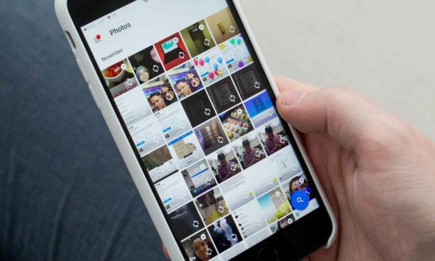 Google Fotos prueba una nueva pestaña para imprimir tus fotos