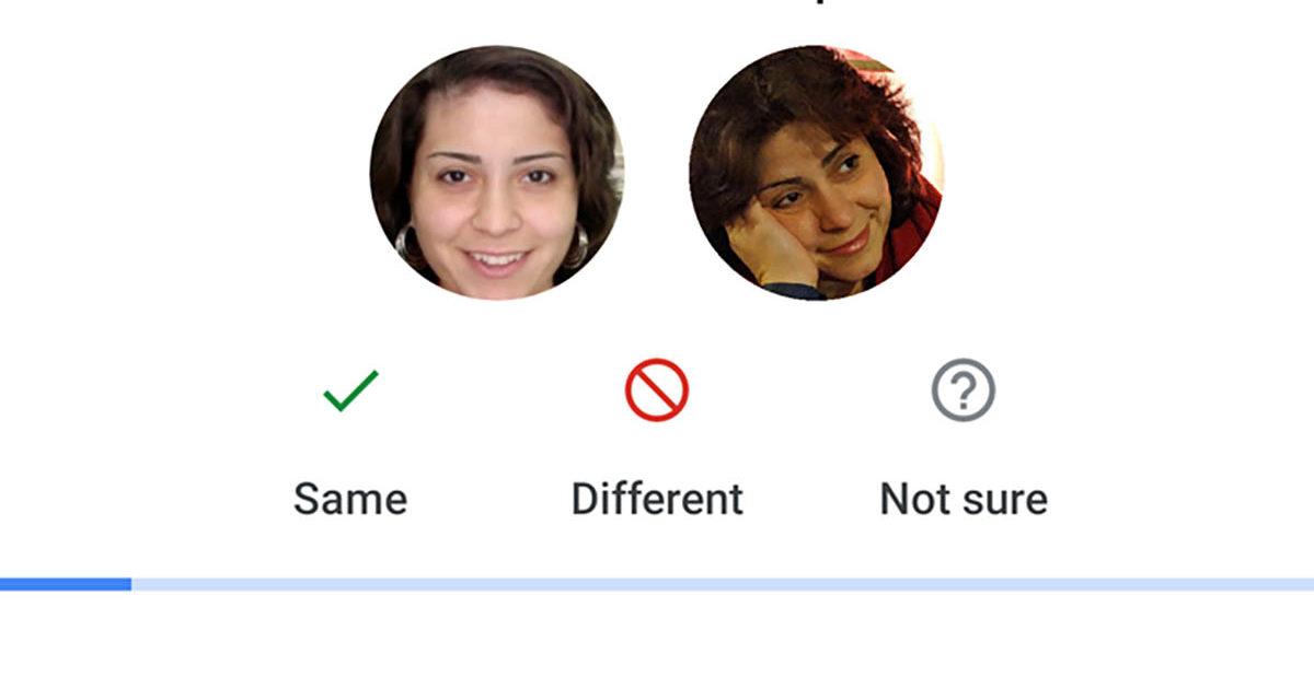 Google Fotos pide ayuda a los usuarios para mejorar el reconocimiento