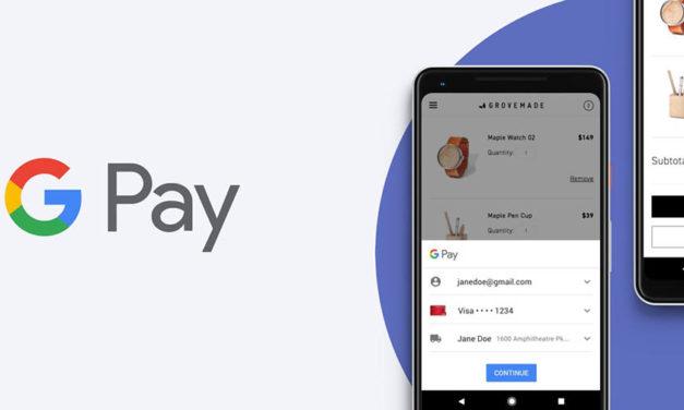 Google Pay puede importar tarjetas de fidelización automáticamente desde Gmail