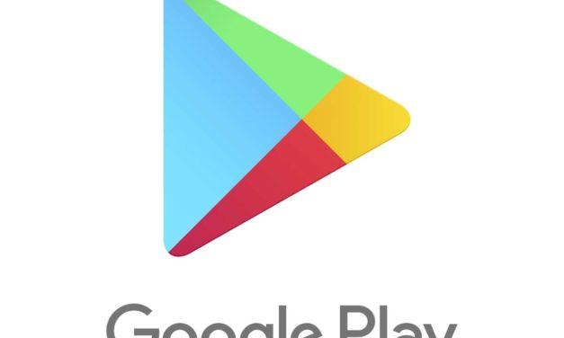 Este es el nuevo diseño Material Design de Google Play Store