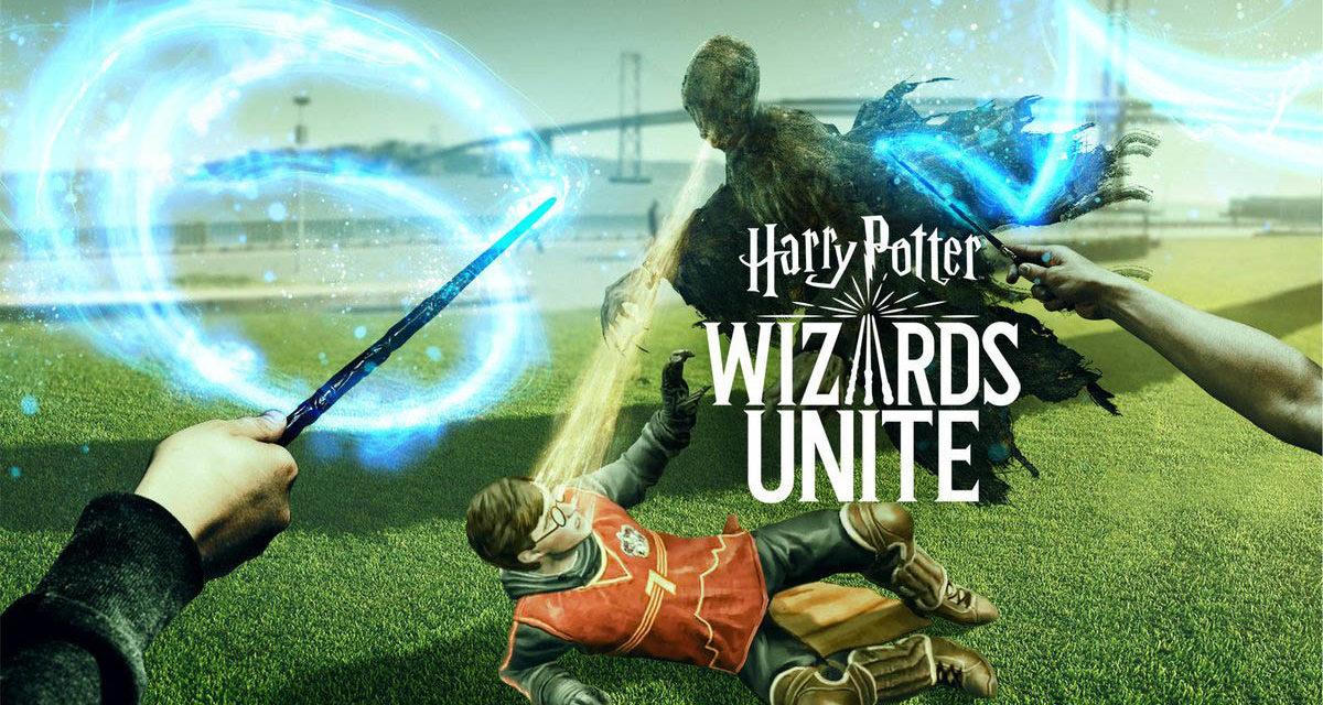 Probamos Harry Potter Wizards Unite, de los creadores de Pokémon Go