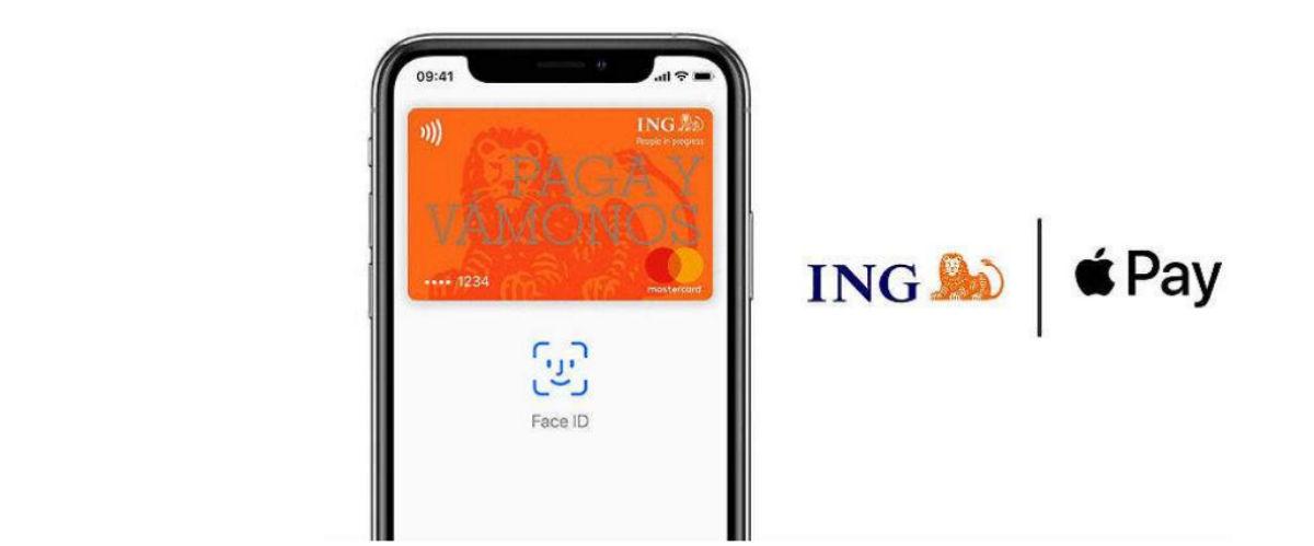 Cómo añadir tu tarjeta de ING para Apple Pay