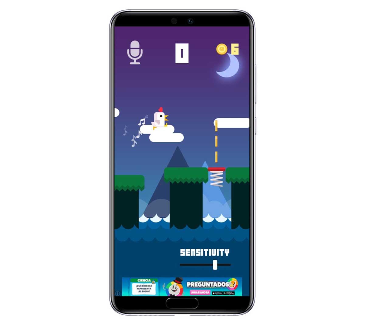 Los 3 juegos para jugar gritando más divertidos para Android